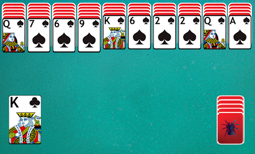Spider Solitaire Classic 2.5.3 screenshots 14