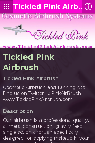 Tickled Pink Airbrush