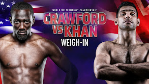 Crawford vs. Khan Weigh-In thumbnail