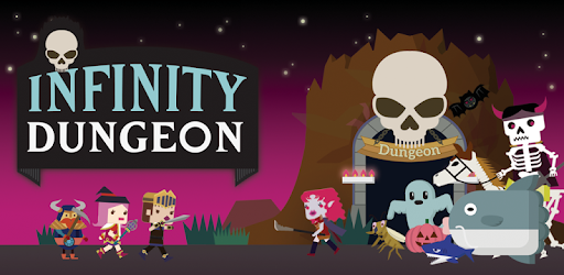 Infinity Dungeon VIP game for Android screenshot