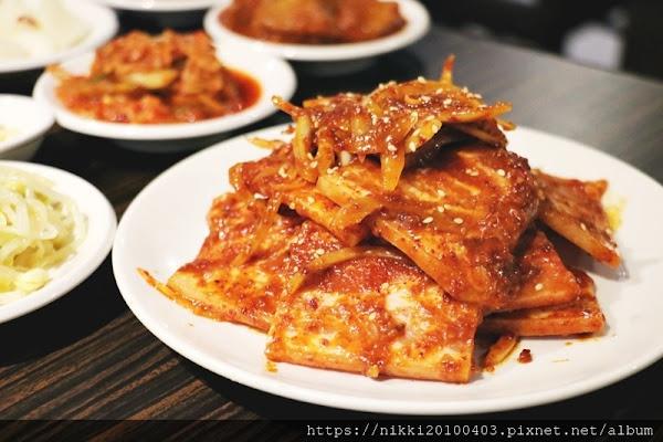 南大門韓國烤肉 台北中山區韓式料理推薦