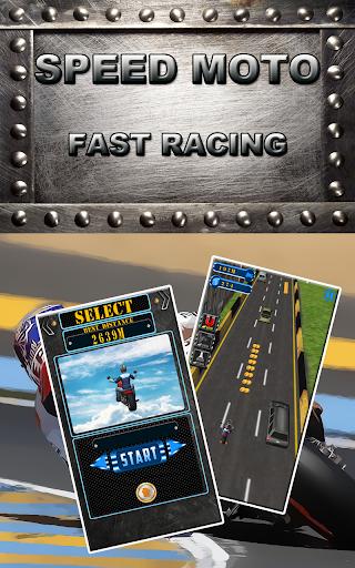 Speed Moto Fast Racing