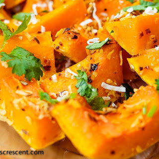 Cumin Roasted Butternut Squash Recipes