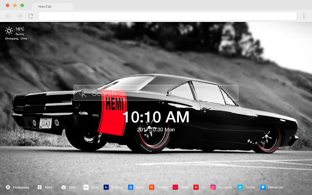 Dodge New Tabs HD Cars Top Wallpapers Themes