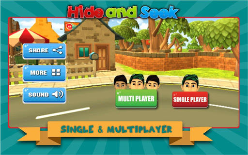 Multiplayer Hide and Seek 2017 1.3 screenshots 7