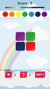RainbowMemory - náhled