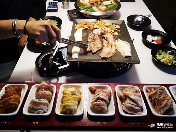 八色烤肉 板橋三號店|韓國第一品牌燒肉