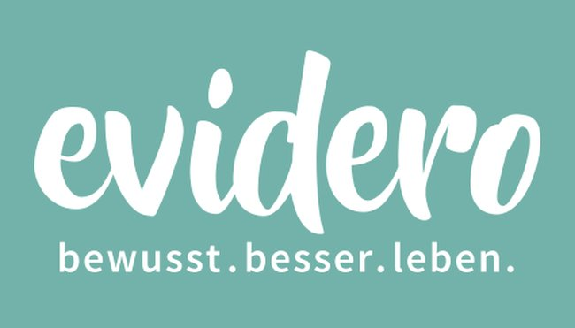 evidero Logo