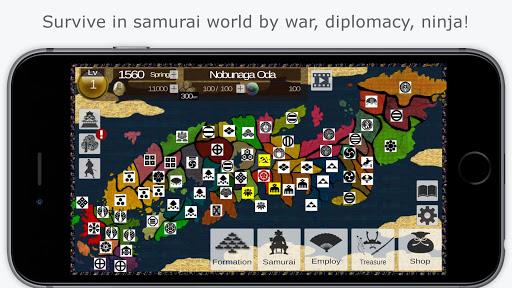 The Samurai Warsu3010Samurai Real Portraitu3011  captures d'u00e9cran 12