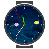 FishBowl Watch Face