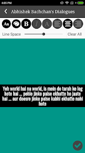 Abhishek Bachchan filmy Dialogues - náhled