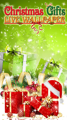 Christmas Gifts ud83cudf81 Live Wallpapers New Year 2.4 screenshots 1