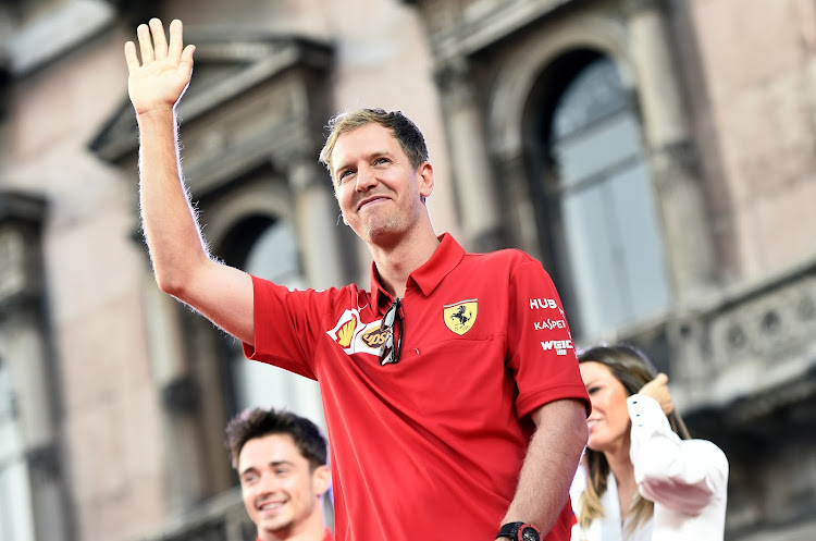 Sebastian Vettel, the 33-year-old German formerly at Ferrari, has already made a strong impression at the Aston Martin team. Picture: REUTERS