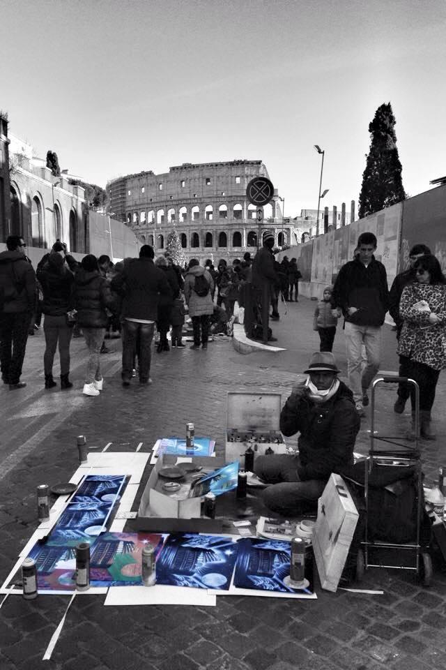Artista di strada  di __francesca_