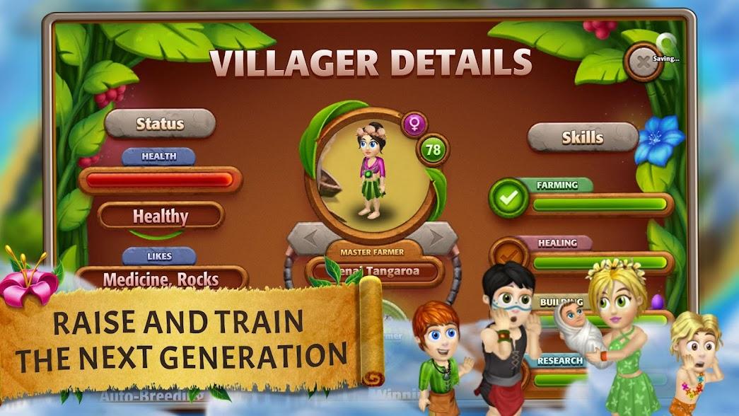 Virtual Villagers Origins 2 Mod APK
