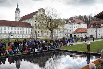 ErlebnisWelt Fliegenfischen (EWF) - Мюнхен - 2015