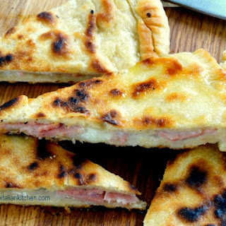 Ham And Cheese Flatbread Recipes