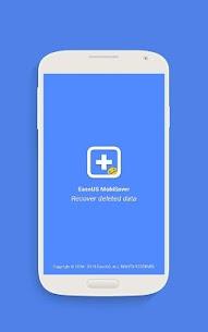 EaseUS MobiSaver Apk – Recover Video, Photo & Contacts 1