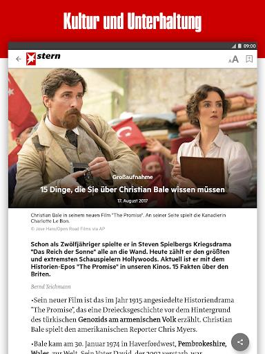 stern - Aktuelle Nachrichten 7.1.70 screenshots 15