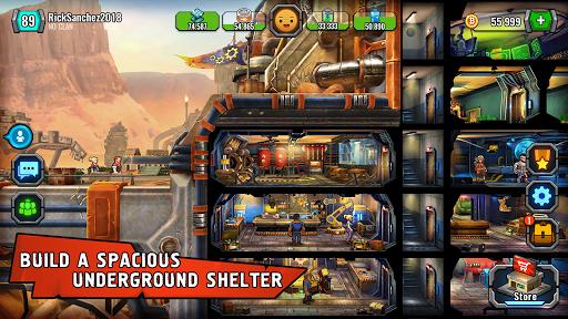 Shelter War-survival games in the Last City bunker 1.1527.13 screenshots 1