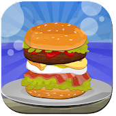 Burger Store - Cooking game