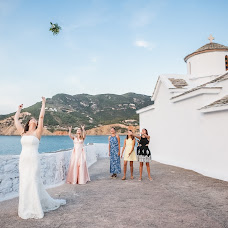 Wedding photographer George Lemmas (StudioImaginatio). Photo of 20.11.2017