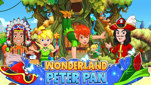 Wonderland : Peter Pan - screenshot