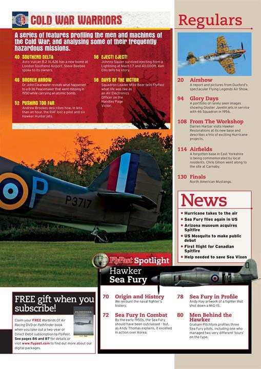 FlyPast Magazine- screenshot