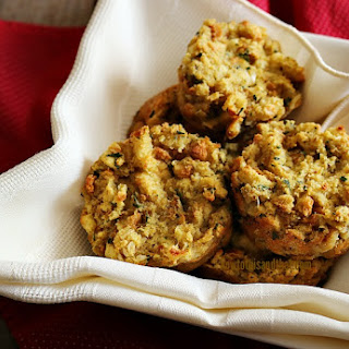 Stuffing Muffins- Perfect For Crunchy Stuffing Lovers!