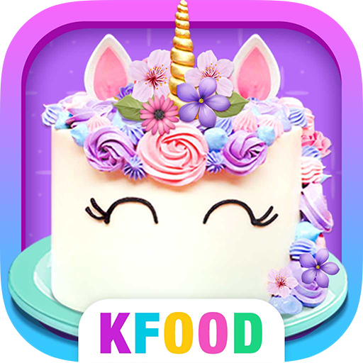 Unicorn Chef: Cooking Games for Girls Icon