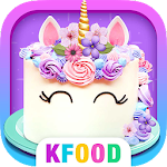 Unicorn Chef: Cooking Games for Girls 2.7