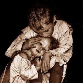by Olaf Pohling - Babies & Children Children Candids