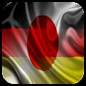 Deutschland Japan Japanisch icon