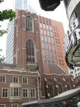 Photo: A tu nagle kościół