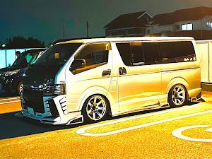 ハイエース TRH200V S-GLのカスタム事例画像 y pro【東京箱愛會】さんの2021年07月29日12:37の投稿