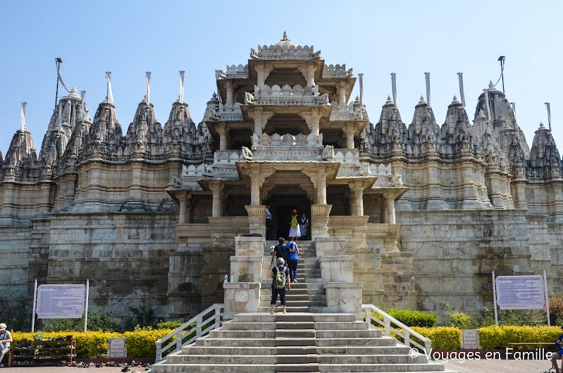 Ranakpur façade