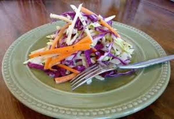 Healthy Cabbage Slaw Recipe