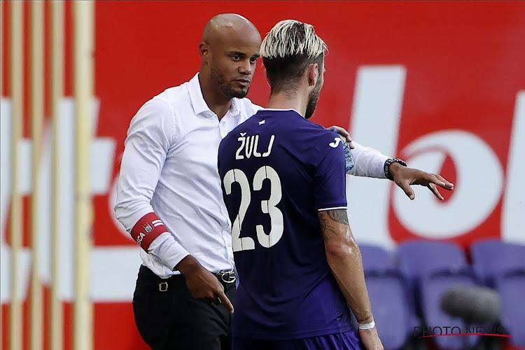 Officiel: Peter Zulj quitte le Sporting d'Anderlecht