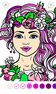 Game Enjoy Color by Number APK for Windows Phone