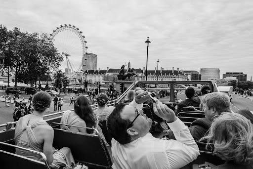 Wedding photographer Will Wareham (willwarehamphoto). Photo of 08.11.2017