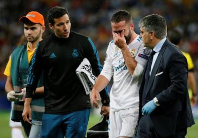 Real Madrid moet na Hazard nog een sterkhouder enkele maanden missen