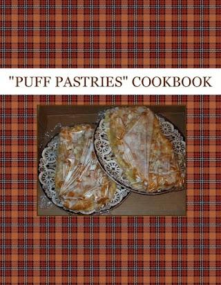 """""""PUFF PASTRIES""""  COOKBOOK"""