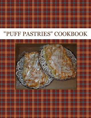 """PUFF PASTRIES""  COOKBOOK"