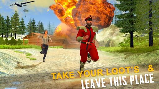 Firing Squad Free Fire Battleground Survival  captures d'écran 1