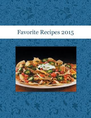 Favorite Recipes 2015