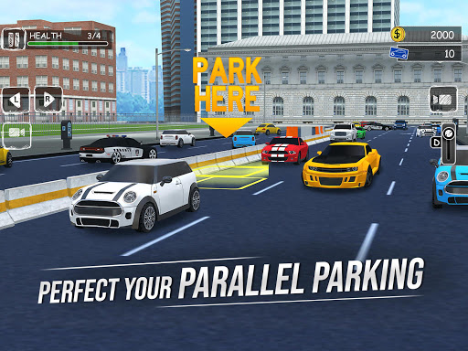 Parking Professor: Car Driving School Simulator 3D 1.1 screenshots 18