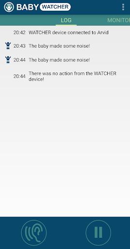 Baby Monitor - Babywatcher 0.5.7 screenshots 6