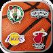バスケットボールクイズ - Androidアプリ