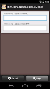 Minnesota National Bank Mobile- screenshot thumbnail