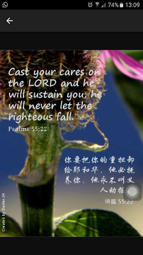 God's Promise 上帝的应许 screenshot 6